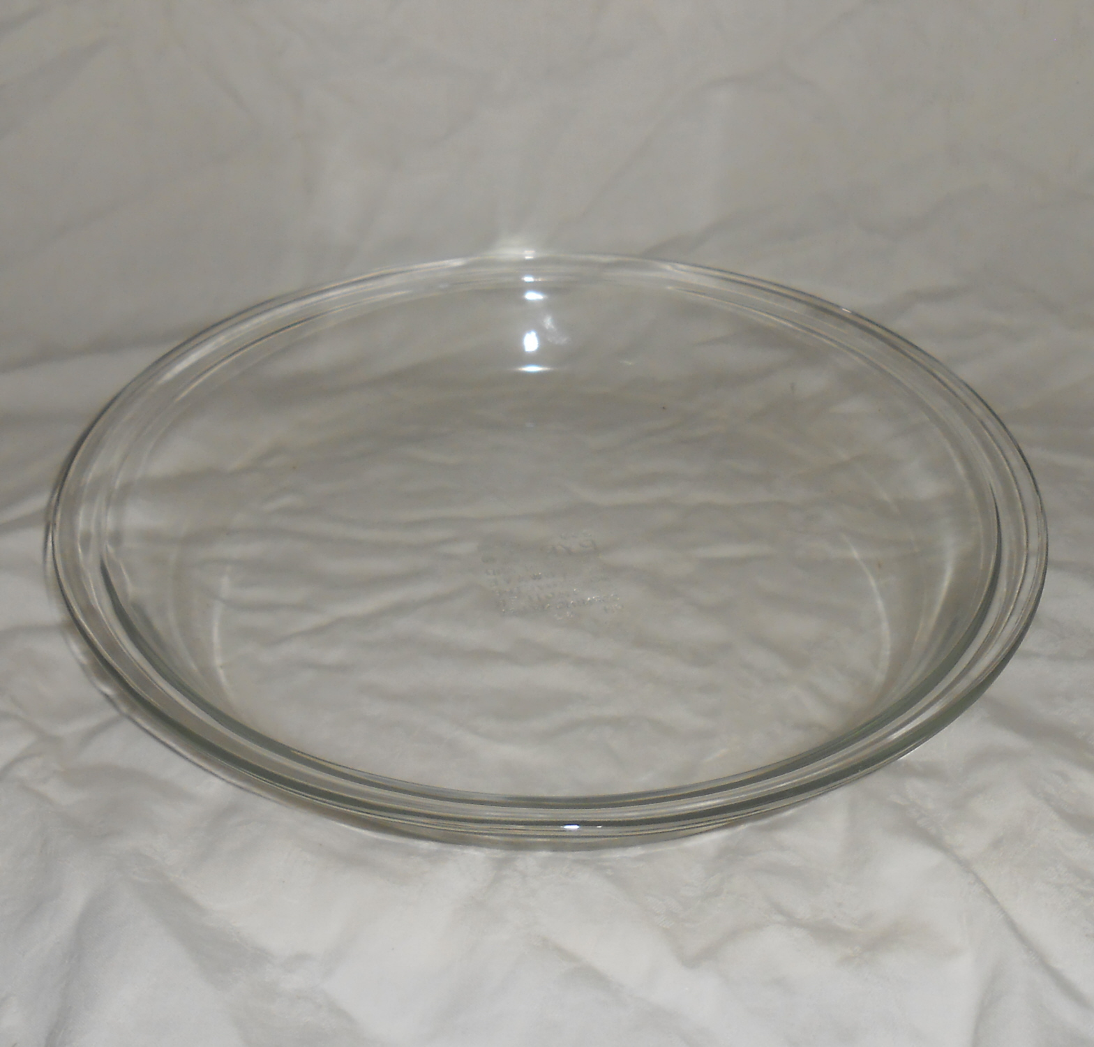 Vintage 9 inch Pyrex #209 Clear Glass Pie Plate & Vintage 9 inch Pyrex #209 Clear Glass Pie and 11 similar items