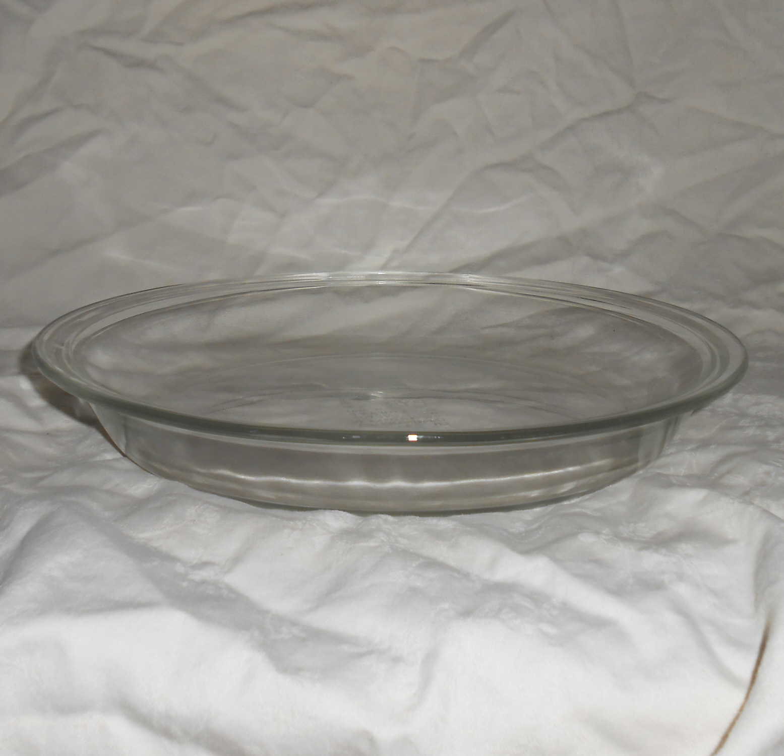 ... Vintage 9 inch Pyrex #209 Clear Glass Pie Plate ... & Vintage 9 inch Pyrex #209 Clear Glass Pie and 11 similar items