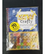 Provo Craft Accessory Set for Sew Crafty Mini Sewing Machine: Bobbins/Bo... - $12.16