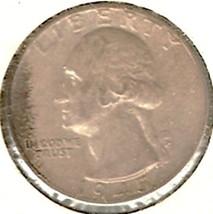 Washington Quarter 1945  EF - $8.04