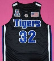 James Wiseman Memphis Tigers Black College Jersey Any Size Free Wwjd Bracelet - $29.99