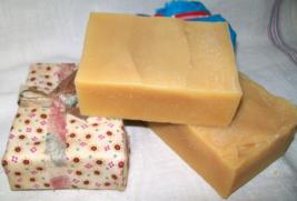 Goat Milk Shampoo Bar, all natural, by Jewel Soap, castor, coconut, oliv... - $5.50