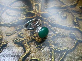 HAUNTED Rare Egyptian Marid Temple Djinn, Female ring size 7 - $80.00