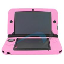 Assecure Soft Gel Silicone Cover Case For Nintendo 3DS XL - Pink - $3.95