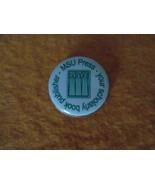 MSU Press~your scholarly book puublisher~1 1/4 inch button/pin~Michigan ... - $8.95