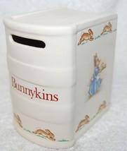 ROYAL DOULTON BUNNYKINS BOOK BANK - $9.49