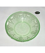 Cameo Ballerina Green Bowl 5 1/2 in. Cereal Hocking - $27.95