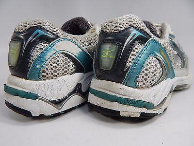 Mizuno Wave Inspire 4 Women's Running Shoes Size US 6 M (B) EU 36 Silver Green