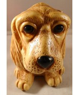 1970's Money in the Bank Dog Cocker Spaniel Plastic Vintage Made in the USA - $9.49
