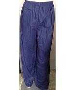 Polo Ralph Lauren Warm Up Pants Blue Rain Sweat Workout Extra Large XL NWT - $22.76