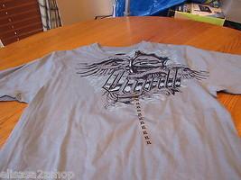 Boys O'Neill small S 8 T shirt warrior blue YOUTH surf skate eagle class... - $14.84