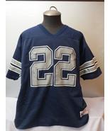 Dallas Cowboys Jersey (VTG) - Emmit Smith # 22 - By Logo 7 - Men's Extra... - $89.00