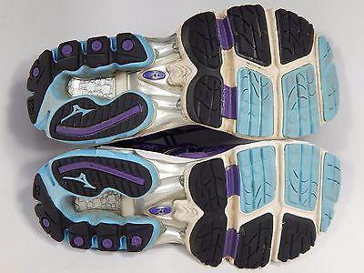 Mizuno Wave Enigma Women's Running Shoes Size US 7.5 M (B) EU 38 Purple