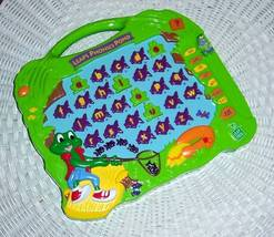 Leap Frog Phonics Pond Learning Talking Musical Electronic Alphabet Lett... - $6.95