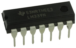 Texas Instruments LM339 - Free Shipping - New and Authentic - USA Seller - $4.93