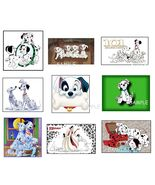 101 Dalmations Stickers, Birthday party favors, decals, rewards, labels,... - $8.99