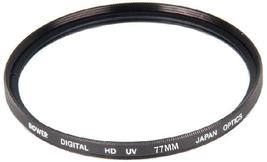 Bower 77mm UV Filter Lens Protector For Nikon Canon Sony Olympus Tamron Sigma - $12.99