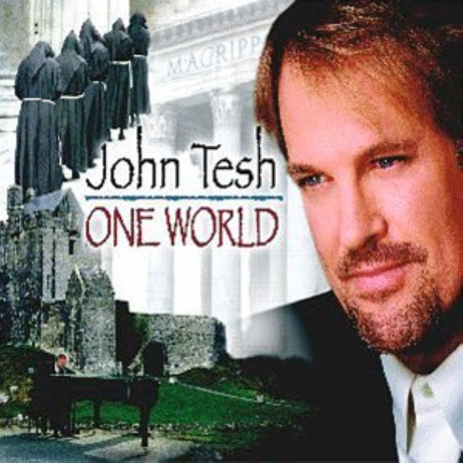 One World by John Tesh Cd