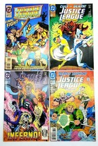 Justice League International 52 57 61 & Quarterly 17 DC Comics Lot of 4 ... - $4.99