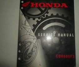 1999 2000 Honda CBR600F4 Cbr 600 F 4 Service Repair Shop Manual Brand New - $109.02