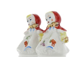 """Hull Little Red Riding Hood 3"""" Salt and Pepper Table Shaker Set AAA image 2"""