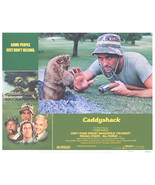 CADDYSHACK POSTER 11X14 IN BILL MURRAY CARL GOPHER CHEVY CHASE 28X36 CM ... - $24.99