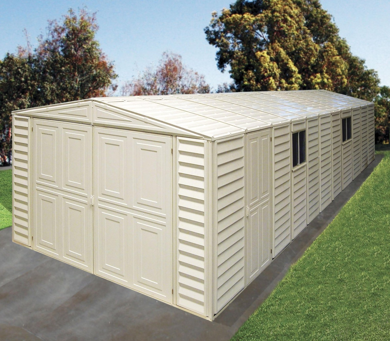 Car Garage Shed Storage Outdoor Garden Backyard Yard