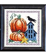 Autumn Blessing cross stitch chart Bobbie G Designs - $7.20