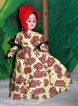 Doll Vintage 1950's Hard Plastic Sleepy Eyes Doll - $10.00