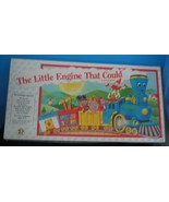 THE LITTLE ENGINE THAT COULD PLATT & MUNK 1989 BOARD GAME Ages 4-7 ORIG BOX - $26.72