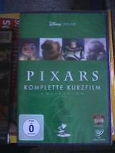 Pixars Komplette Kurzfilm Collection, 1 Dvd. Tl.2  Foreign, Region B - $14.84