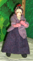 Vintage doll 1950's - $4.00