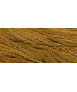 Gingerbread (CCT-241) strand hand-dyed cotton f... - $2.15