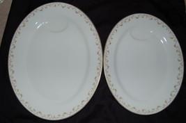 Theo Haviland France Schleiger 346A Medium Platter w/ Well White - $34.65