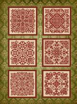 Old Fashioned Ornaments cross stitch chart Elizabeth's Designs  - $9.00