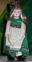 Vintage Porcelain Head- Hands Feet Bendable Playtown Sweden Doll Cultura... - $10.00