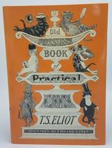 Vecchio Opossum'S Libro Di Practical Gatti HC Dj Illustrazioni Di Edward... - $199.14