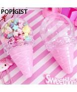 POPIGIST® 20pcs/Lot Ice Cream Shape Plastic Candy Box Baby Birthday - $42.77