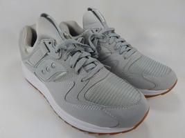 Saucony Grid 8500 HT Original Running Shoes Men's Size 9 M (D) EU 42.5 Gray
