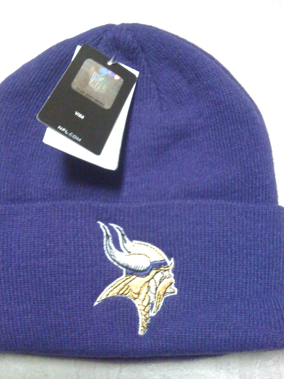 Minnesota Vikings NFL Knit NWT!
