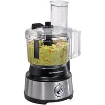 450-Watt 10-Cup Food Processor with Bowl Scraper Attachment - $79.94