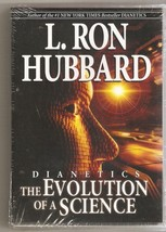 Dianetics : The Evolution of a Science L. Ron Hubbard CD NEW Isaac Hayes Estate - $8.06