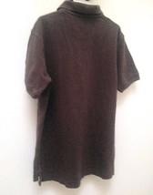 Gap Boys M 8 Polo Shirt Brown Short Sleeve School image 2