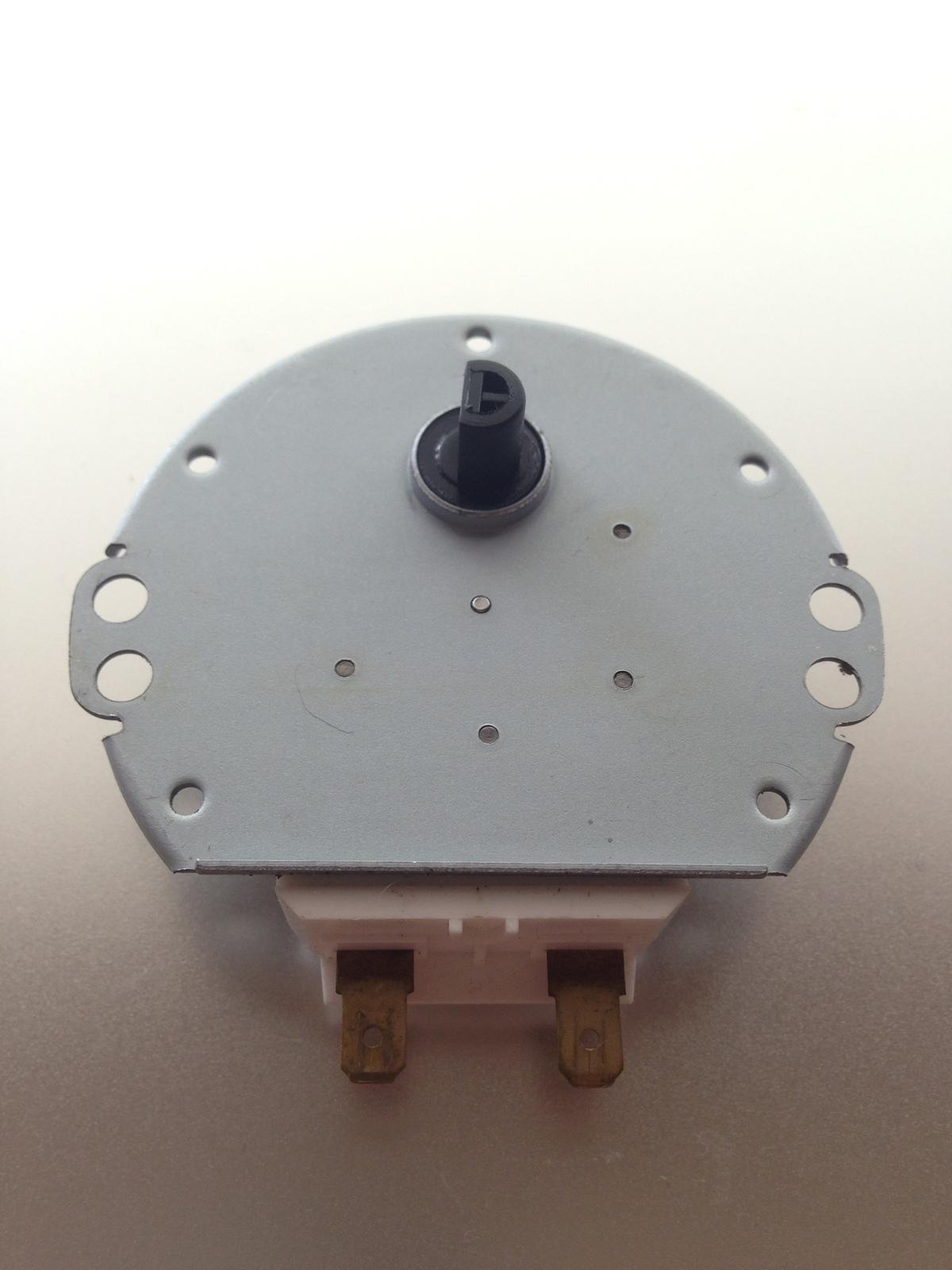 General electric microwave oem 72180019401 turntable motor for Ge electric motor repair parts