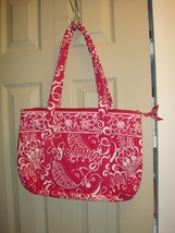 Vera Bradley Betsy Large Twirly Bird Pink - $66.99