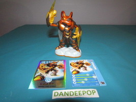 Skylanders Figure Swarm E3123 2012 W/ cards  Activision video Game - $8.90