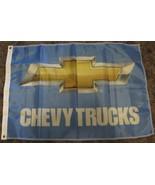 chevy trucks flag Mint Used Chevy Trucks Flag 42 in X 28 in Nylon Free S... - $29.95