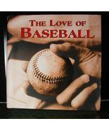 For the Love of Baseball Book Great gift for men Sports fan Groomsman gi... - $30.00