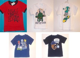 The Children's Place Infant Toddler Boys T-Shirts Various Shirts and Sizes NWT - $6.99