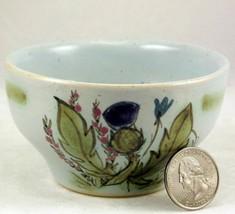 Buchan Stoneware mini thistleware open sugar bo... - $15.00